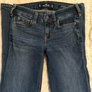 Hollister Bootcut Jeans Size OL 24W/34L